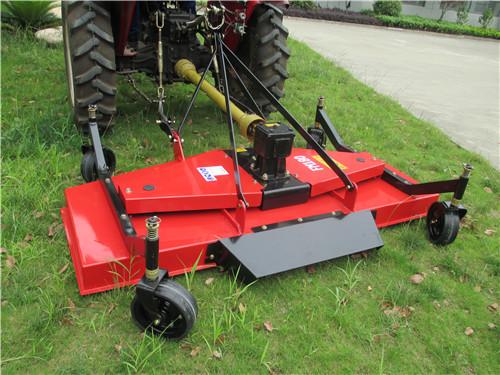 New Tractor Fanishing Mower with Pto Shaft