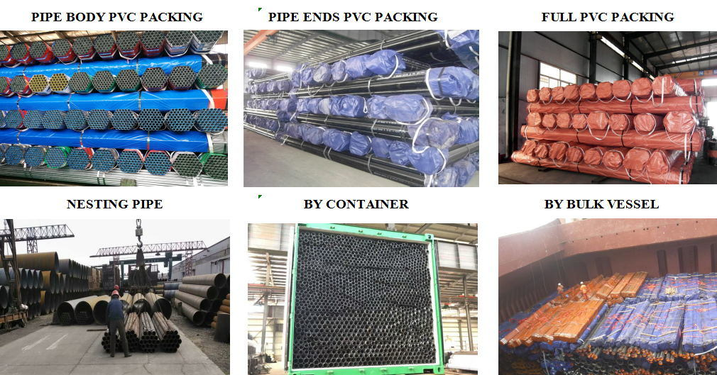 ASTM A53 Hot Dipped Galvanized Steel Pipe /Gi Pipe with Cheaper Price