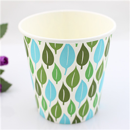 Single Wall Coffee Paper Cup