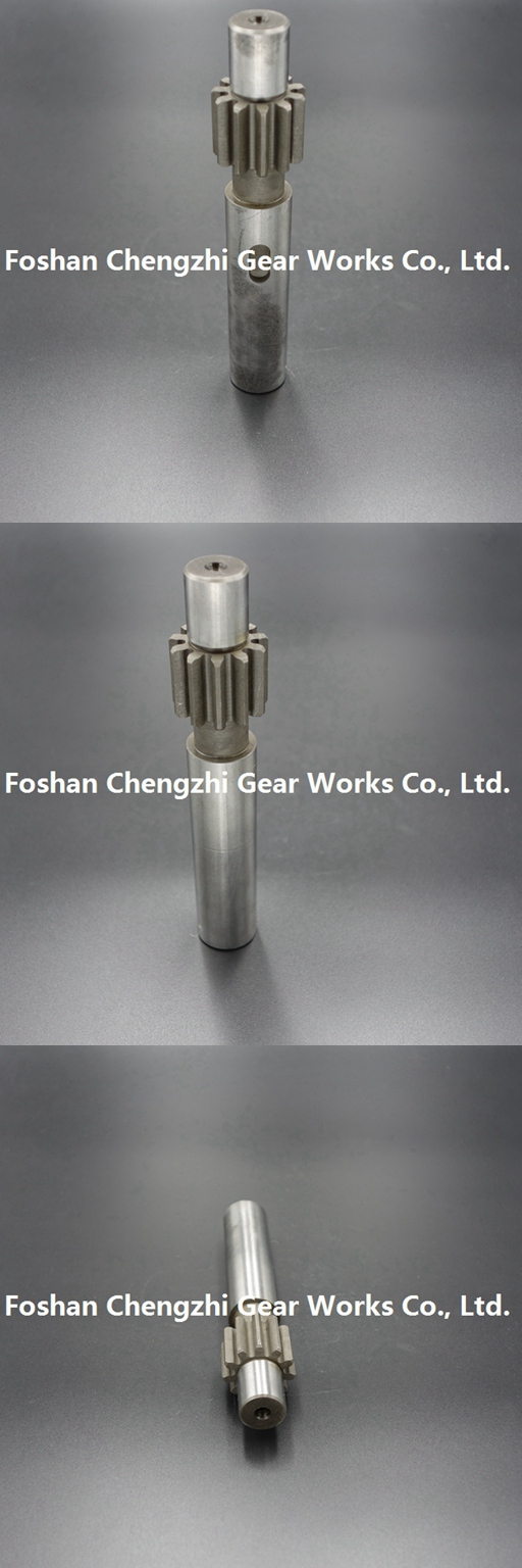 Good Quality Customized Transmission Shaft Spline for Various Machinery
