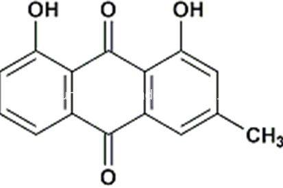Chrysophanic Acid, Chrysophanol Chemical Reagents CAS 481-74-3