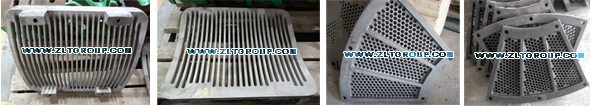 Castings for Sand Casting with Iron Stainless Steel Material