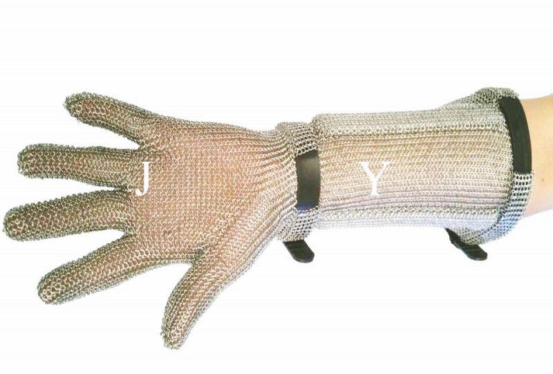 Wire Mesh Butcher Stainless Steel Glove