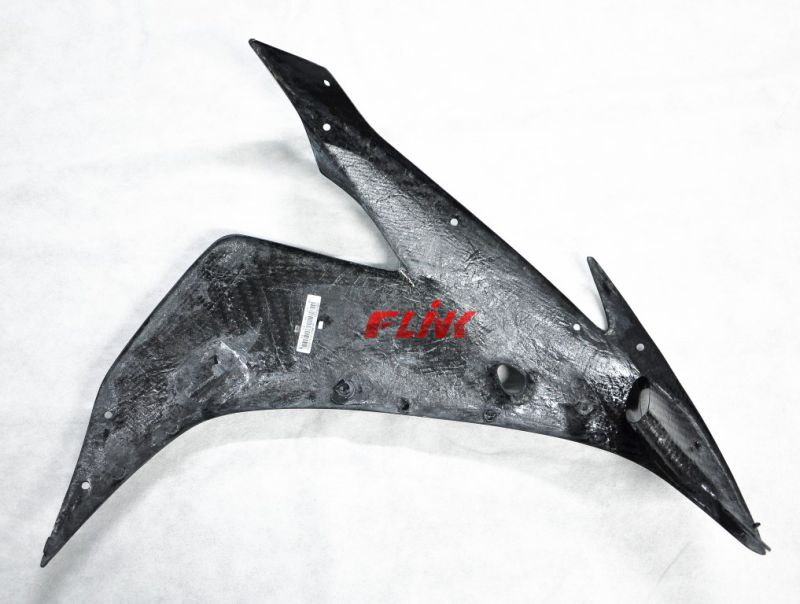 Motorycycle Carbon Fiber Parts Side Panel (R) for Yamha R1 04-06