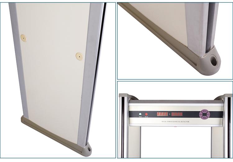 Professional Archway Door Frame Walk Through Metal Detector