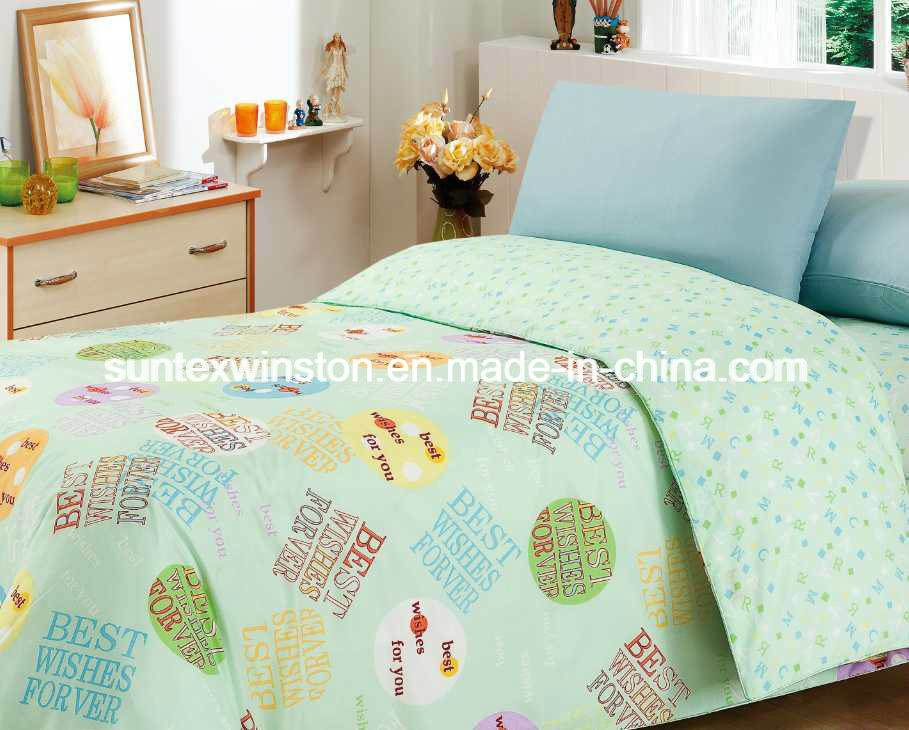 100% Polyester Children Summer Winter Blanket Cover