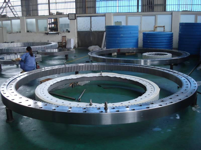 Slewing Ring Bearing Tower Crane Slewing Bearing Round Rotating Table Bearing Kdlh. U. 0955.00.10
