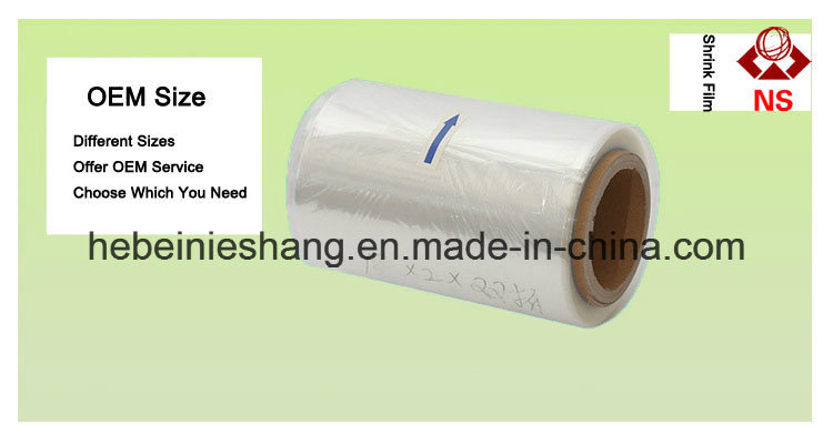 Excellent Quality PVC Shrink Film