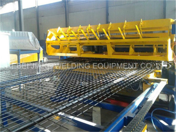 Automatic Welded Wire Fence Mesh Panel Welding Machine