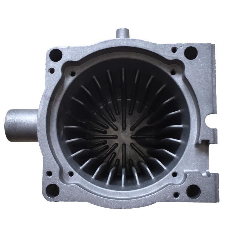 Aluminium Die Casting Parts Aluminum Radiator for LED Lamp Parts