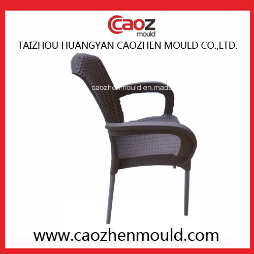 Injection Stool Mould with Rattan Design in China