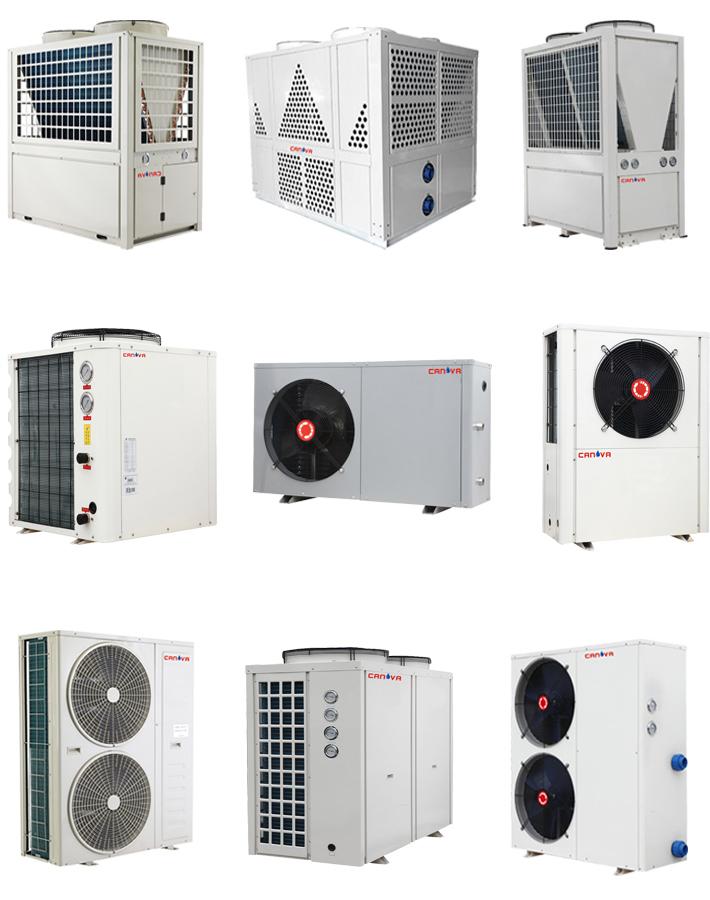 Canova House Evi Heat Pump for Europe Market -20c Degree Place