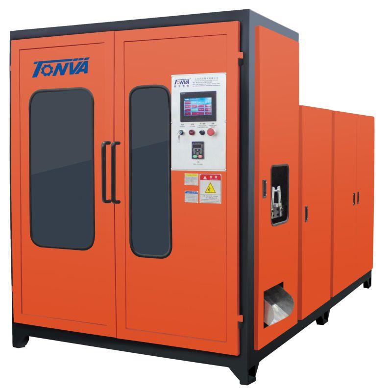 China Manufacturer of Work Durable Plastic Bottle Making Machine Price