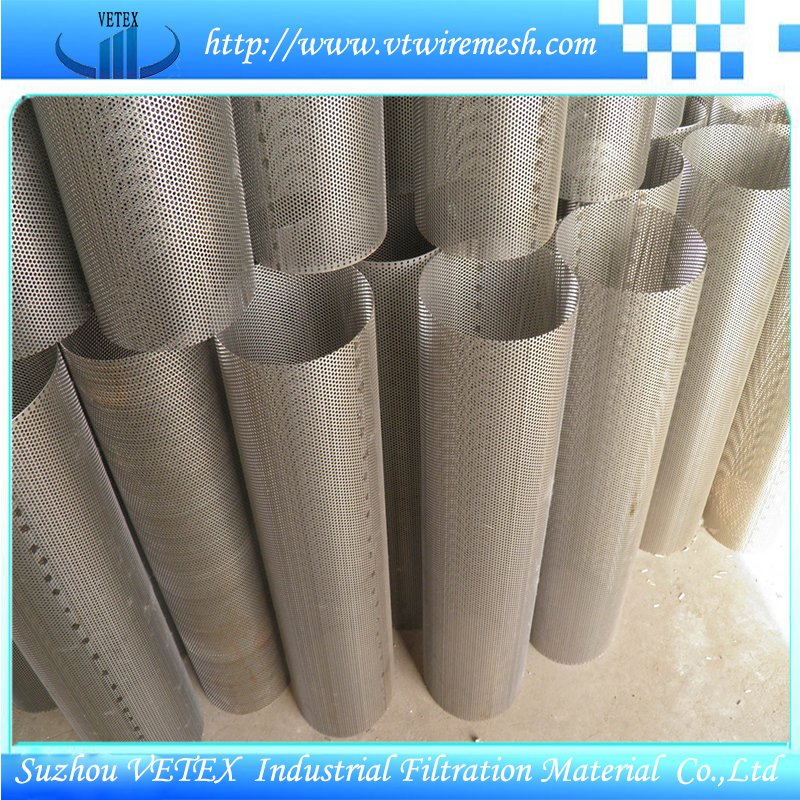 Stainless Steel 304 Perforated Wire Mesh