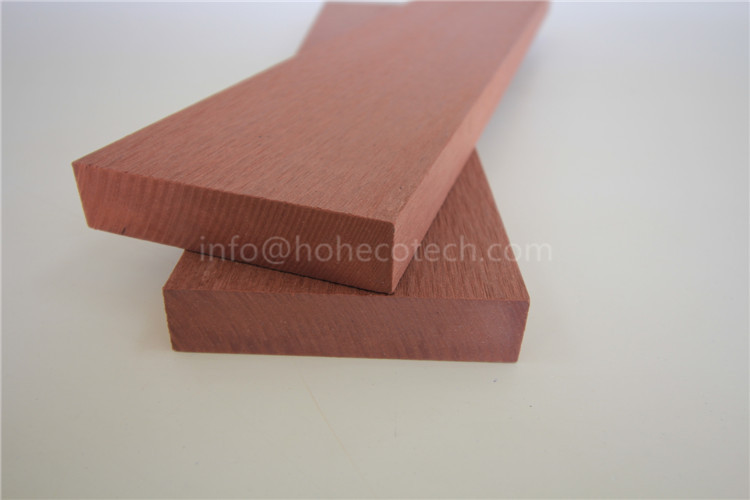 Easy Installation Wood Plastic Synthetic Flooring