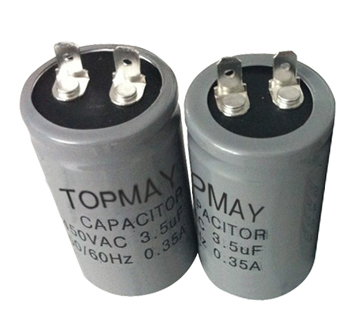Metallized Polypropylene Film Capacitor Cbb60 Low Loss