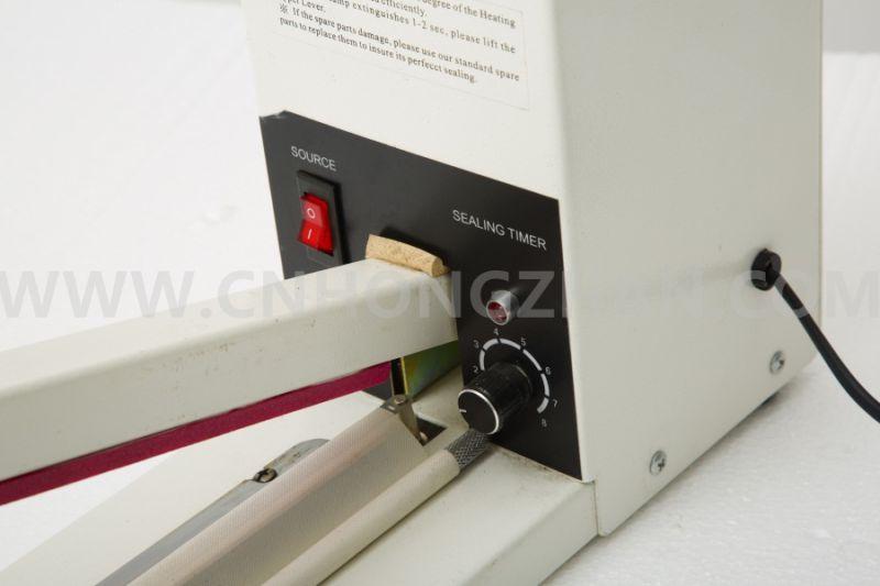 Hongzhan Hi450 Long Type Hand Impulse Heat Sealer for Plastic Bag
