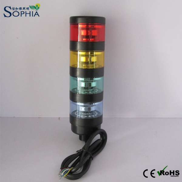 Quality SMD Machine Signal Tower Light Warning Light IP67
