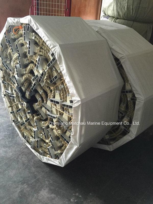 China Manufacturer Ship Side Aluminium Material Embarkation Rope Ladder