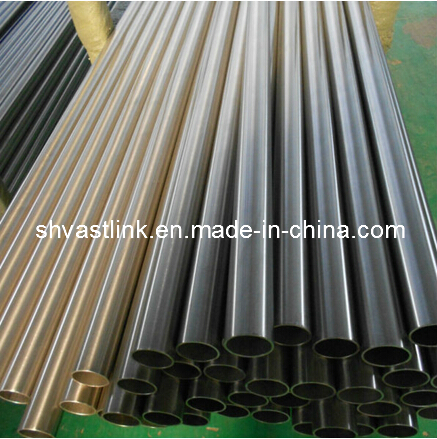 Hot Selling Stainless Welded Steel Pipe for Decoration
