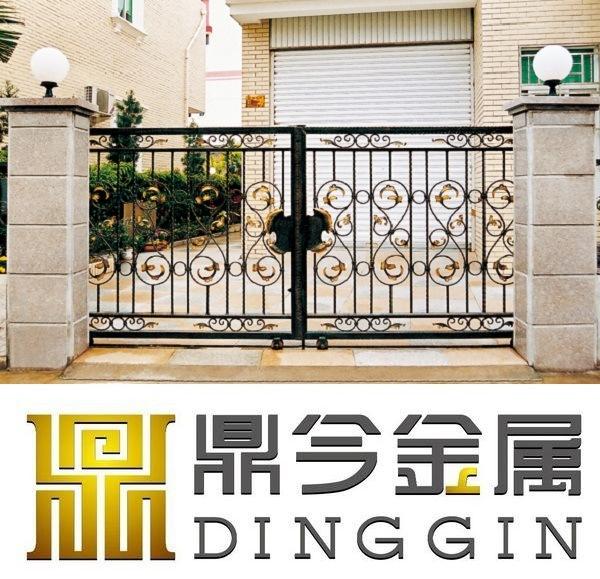 Balcony Railing Decoration/Wrought Iron Fence