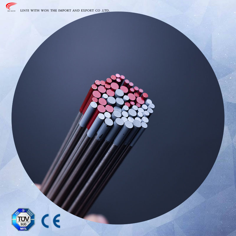 High Quality Tungsten Electrode Main The Middle East Market