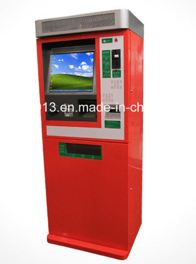 Advertising Outdoor Information Touch Screen Bill Payment Kiosk Terminal Machine