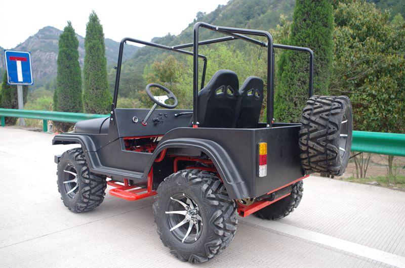 New Products Ce 200cc Mini Jeep ATV