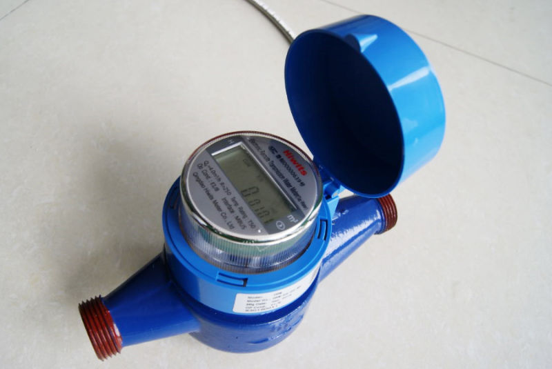 New Design Electronic Water Meter for Wholesales