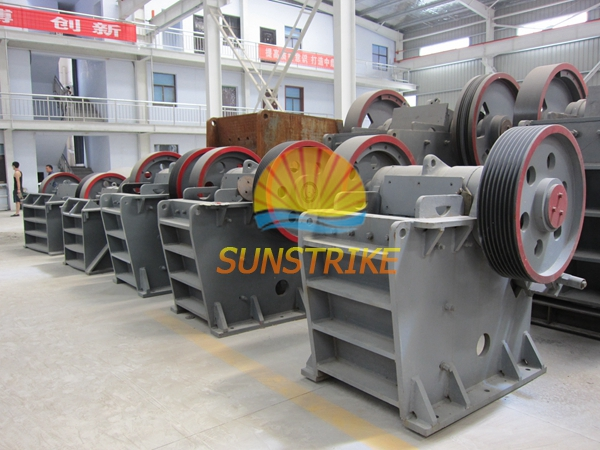 Mining Jaw Crusher with High Efficiency