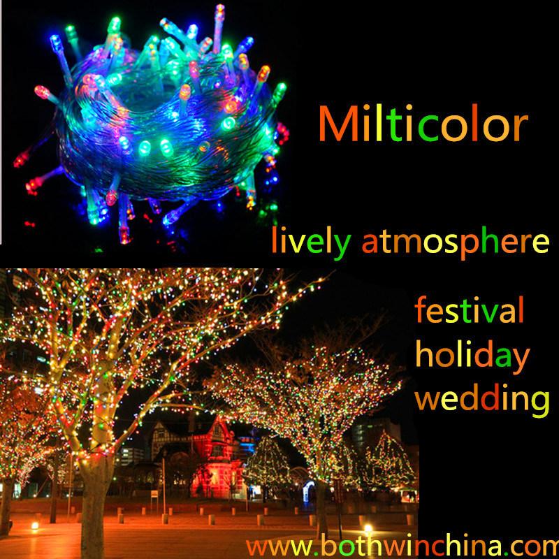 Multi-Purpose LED Christmas String Lights