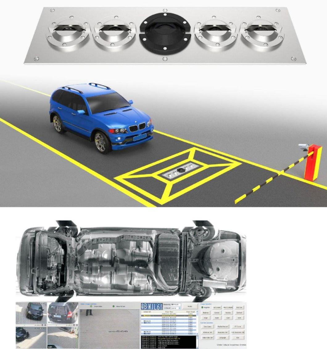 Vx3300 Fixed Under Vehicle Surveillance Inspection System