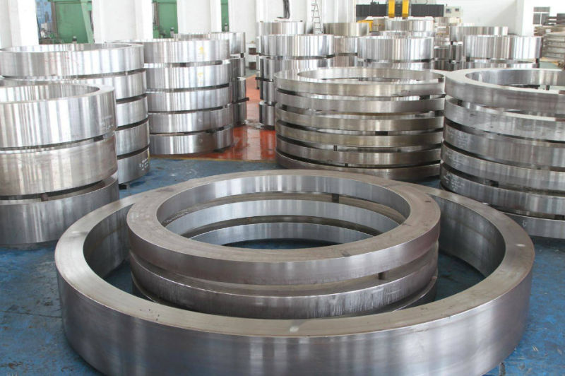 31crmov9 38CrMoAl Customized Forging Rings