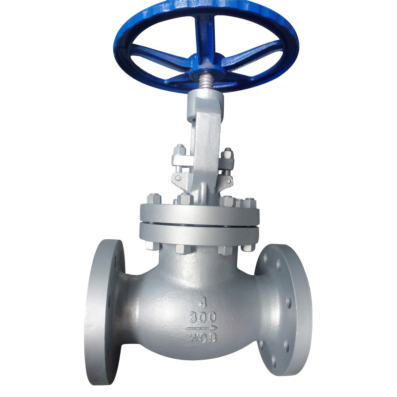 ANSI Flange End API Globe Valve with Carbon Steel