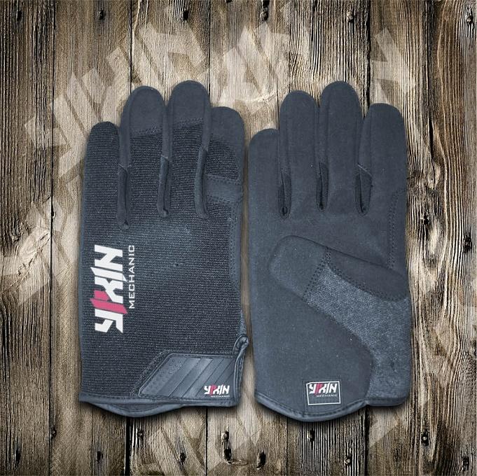 Mechanic Glove-Work Glove-Safety Glove-Working Glove-Industrial Glove-Weight Lifting Glove