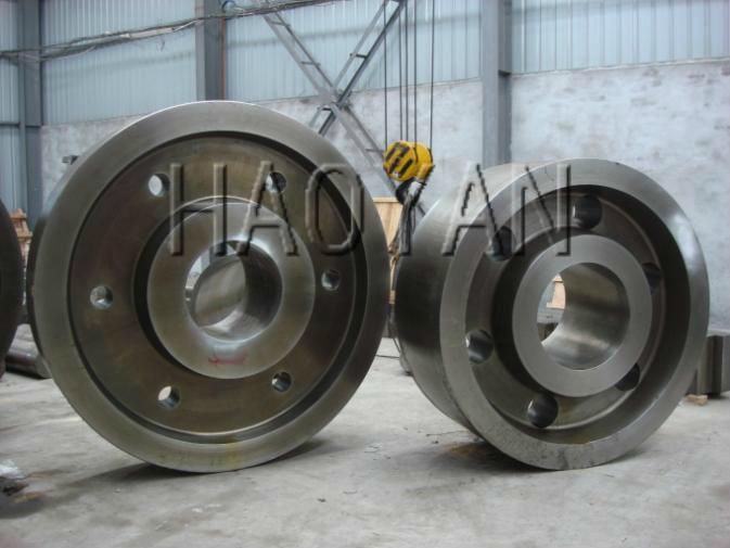 Professional Golden Manufacturer of Forging Gear Wheel, Forged Gear Wheel