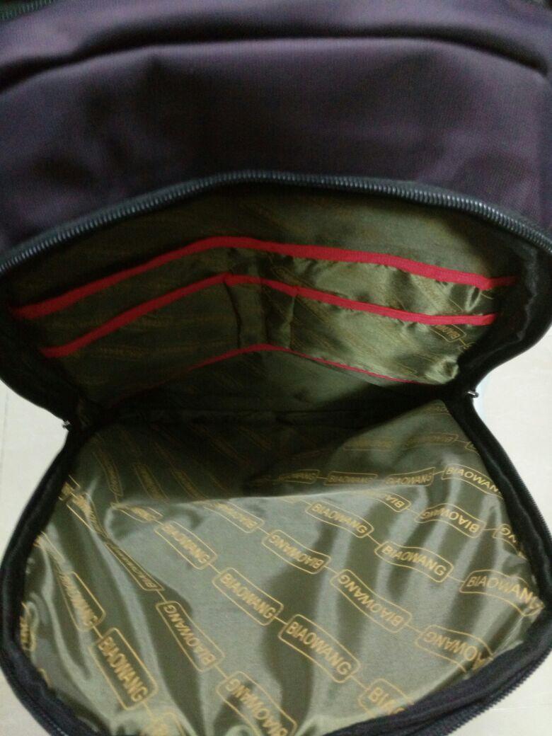 Notebook Backpack with Shoulder Strap