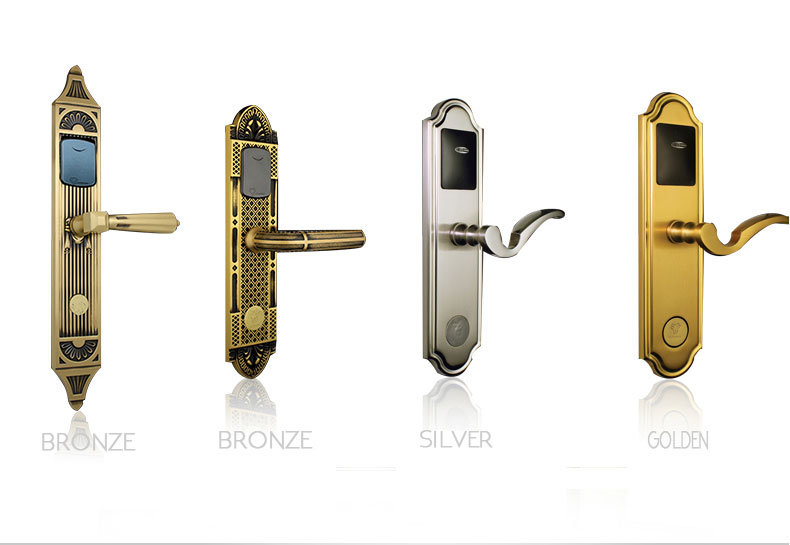 Shop China Electronic Product Online for Electrical Hotel Door Locks