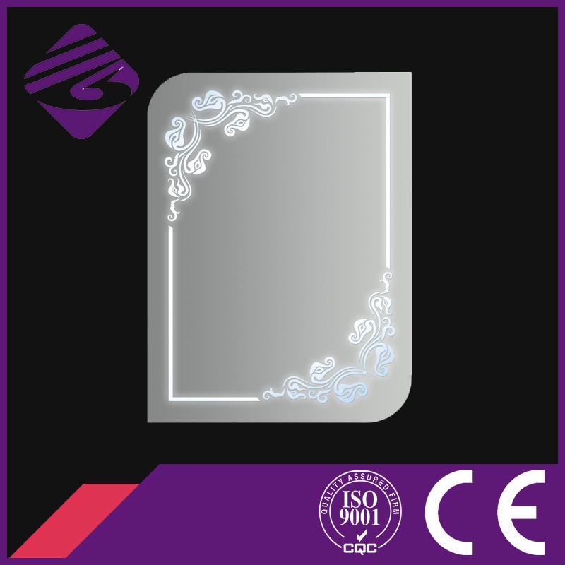 Jnh237 Newest Design Clear LED Bathroom Illumniated Sensor Mirror