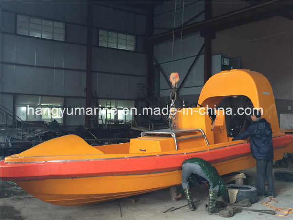 6 Man High Speed Fast Rescue Boat / Frb Survival Craft