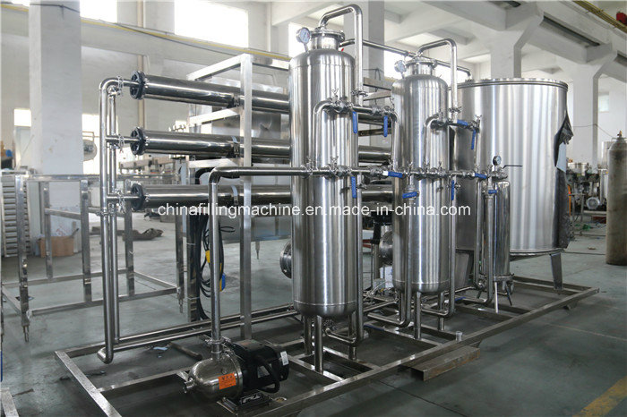 RO Purified Pure Water Treatment System
