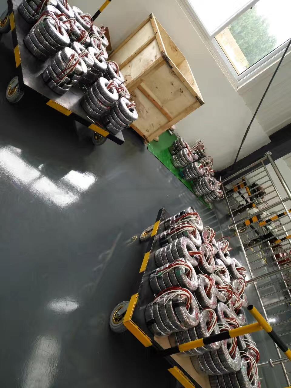 66kv to 500kv Bushing Current Transformer for Power Transformer