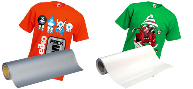 Light Color Eco-Solvent Heat Transfer Paper