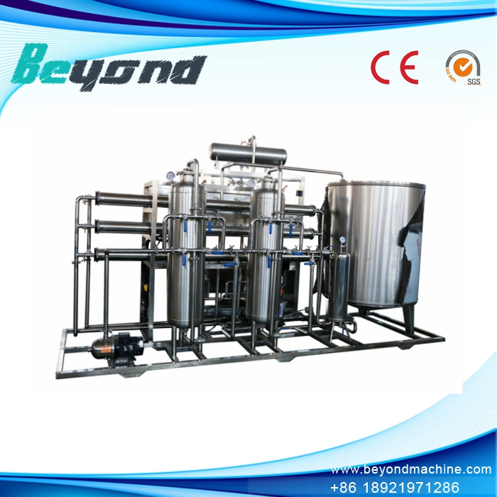 Latest Water Treatment RO System S. S 304 Material
