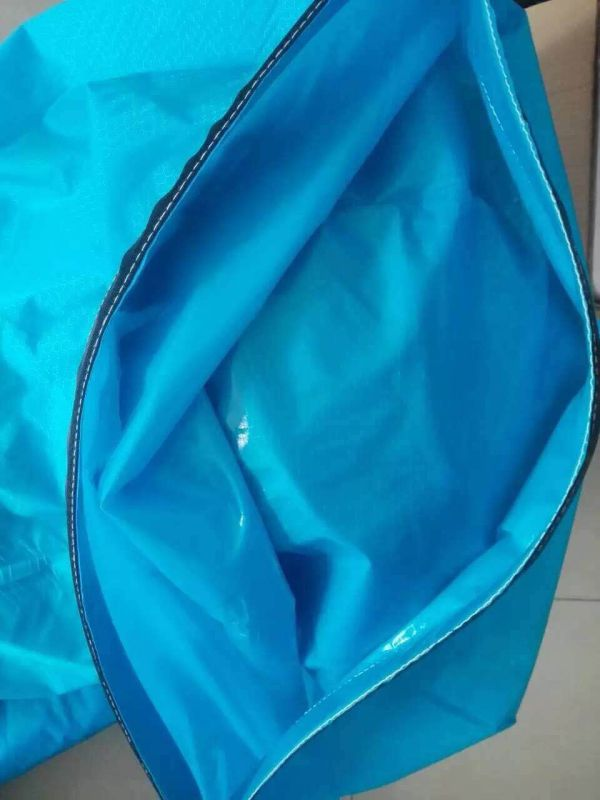 Fast Inflate Waterproof One Layer One Opening Lazy Bag Hangout
