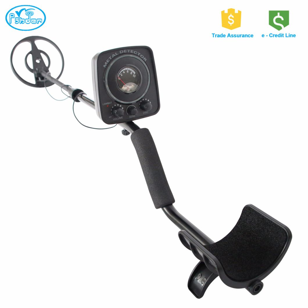 Ground Deep Search Metal Detector