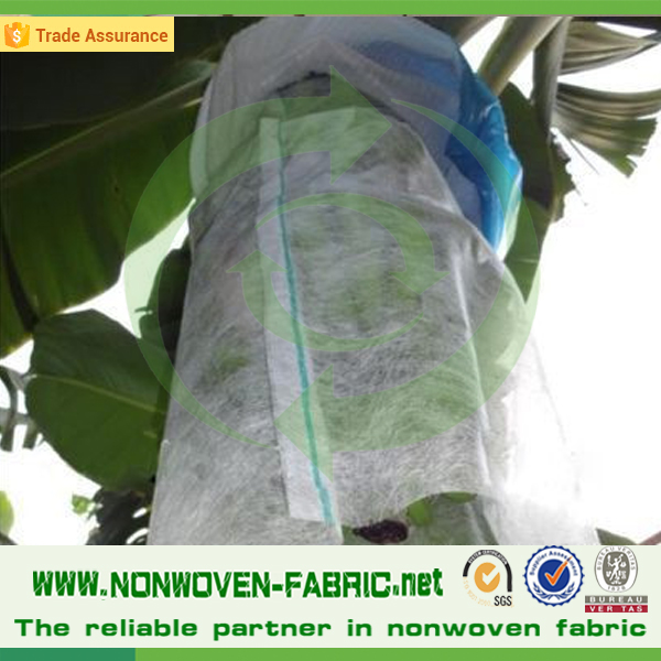 UV Stable Nonwoven Fabric for Crop Protection