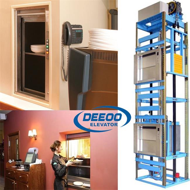 Deeoo Kitchen Dumbwaiter Food Elevator