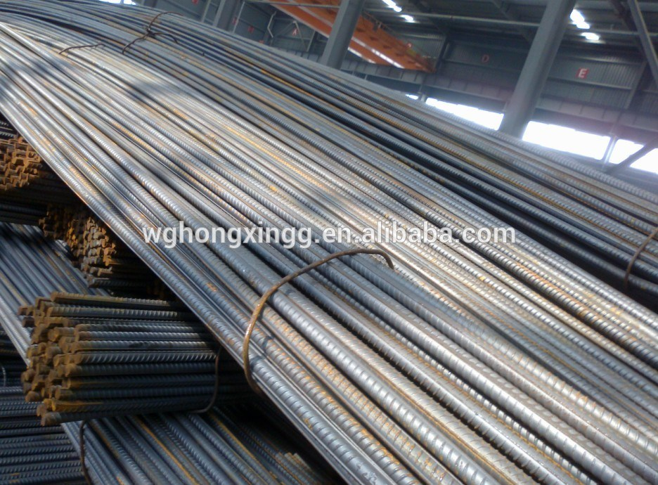 HRB400 Construction Steel Bar for Steel Structure