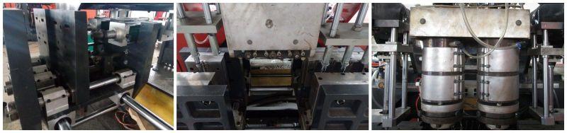 Tonva 1L Bottle Extrusion Blowing Machine of Plastic Making Machine